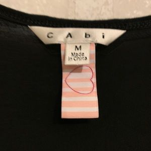 CAbi Tops - CAbi Heart of Racerback Tank Top - M